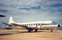 N22SN @ E37 - Pima Air Museum , Tucson , AZ , 03 mar '94 - by Henk Geerlings