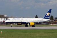 TF-FIZ @ EGCC - Icelandair Boeing 757-256, c/n: 30052 at Manchester