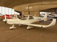 F-PDAP @ EBGB - In hangar @ Grimbergen