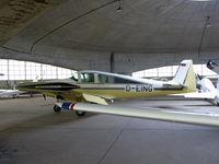 D-EING @ EBGB - In hangar @ Grimbergen