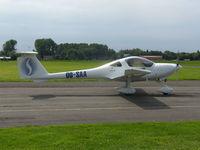 OO-SAA @ EBGB - Sabena Aeroclub