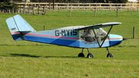 G-MYIS @ EGTH - G-MYIS visiting Shuttleworth (Old Warden) Aerodrome. - by Eric.Fishwick