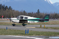 C-GSTW @ CYNJ - Landing @ Langley - by Guy Pambrun