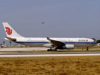 B-6131 @ LMML - A330 B-6131 Air China - by raymond