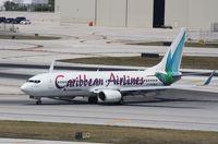 9Y-PBM @ KFLL - Boeing 737-800 - by Mark Pasqualino