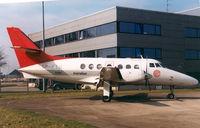 SP-FTH @ EHEH - Eurolot - Tasawi Air Services ; ex PH-KJC of Netherlines - by Henk Geerlings