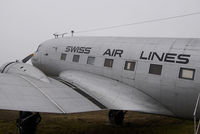 HB-IRN @ EDDM - Swissair DC3 - by Dietmar Schreiber - VAP