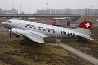 HB-IRN @ EDDM - Swissair DC3