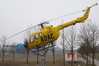 D-HILF @ EDDM - ADAC BK117 - by Dietmar Schreiber - VAP