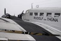 D-ANOY @ EDDM - Lufthansa Ju52