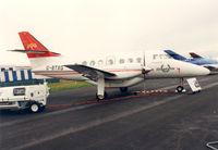 G-BTXG @ FAB - Farnborough Air Show 1992 - by Henk Geerlings