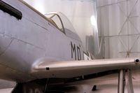 44-63871 @ LFPB - North American P-51D Mustang.MO C.Preserved Musée de l'air.Le Bourget.1970's. - by Robert Roggeman