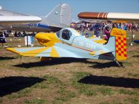 19-3284 @ YMAV - Corby Starlet on static display at Avalon Air Show 2011