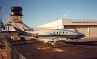 N391DA @ PHX - Thunderbird Aviation , Phoenix - by Henk Geerlings