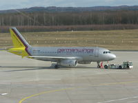 D-AGWQ @ EDDK - Germanwings