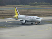 D-AGWA @ EDDK - Germanwings