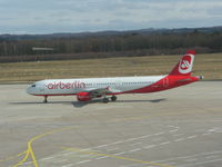 D-ABCF @ EDDK - Air Berlin