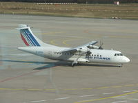 F-GPYK @ EDDK - Airlinair ops in Air France colors
