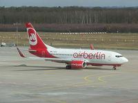 D-AHXE @ EDDK - Air Berlin
