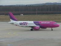 UR-WUB @ EDDK - Wizz Air Ukraine