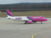 HA-LPO @ EDDK - Wizz Air
