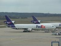 N589FE @ EDDK - FedEx