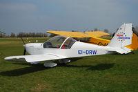 EI-DRW @ EIBR - Attending Birr Fly-in 27-03-2011 - by Noel Kearney