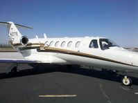 N1277E @ KFFC - K&G's Cessna Citation CJ2