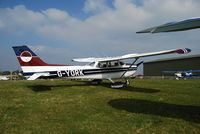 G-YORK @ EIBR - Attending the Birr Fly-in 27-03-2011