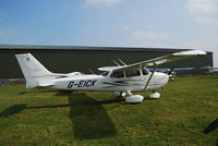 G-EICK @ EIBR - Attending the Birr Fly-in 27-03-2011