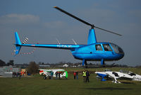 G-OAJC @ EIBR - Departing after attending the Birr Fly-in 27-03-2011