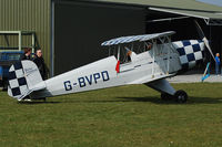 G-BVPD @ EIBR - Attending the Birr Fly-in 27-03-2011