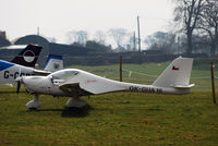 OK-GUA16 @ EIBR - UFM-10 - Attending the Birr Fly-in 27-03-2011