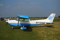 N172AM @ EIBR - CE 172 (172-64993) - Attending the Birr Fly-in 27-03-2011