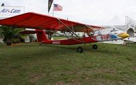 N122CZ @ KLAL - Air Cam - by Mark Pasqualino