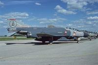 66-7765 @ CYXU - Taken 4 June 1988 at London International Airport.  - by Hicksville Kid