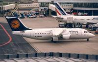 D-AVRM @ EHAM - Lufthansa - by Henk Geerlings