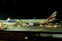 A6-ERF @ LOWW - Emirates Airbus A340 - by Thomas Ranner