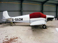 G-BADM photo, click to enlarge