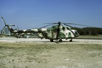 403 @ LBPG - this helicopter was later sold to the British MoD for training purposes and was transferred to the Afhan AF afterwards. - by Joop de Groot