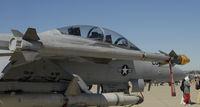 166791 @ KNZY - Navy Super Hornet