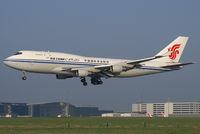 B-2460 @ VIE - Air China Boeing 747-400 - by Thomas Ramgraber-VAP