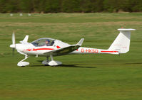 G-HKSD @ EGCB - Privately operated - by Shaun Connor