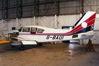 G-BAUI @ EGBJ - Gloucester University instructional airframe - by Chris Hall