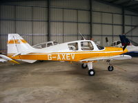 G-AXEV @ EGBJ - privately owned - by Chris Hall