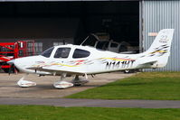 N141HT @ EGBJ - privately owned - by Chris Hall