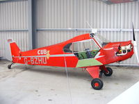 G-BZHU photo, click to enlarge