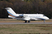 N856JM @ ORF - JOMAR Aviation LLC 1991 Canadair Challenger 601 N856JM starting takeoff roll on RWY 23 from intersection Foxtrot en route to Long Island Mac Arthur (KISP). - by Dean Heald
