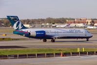N970AT @ KATL - Air Tran 2001 Boeing 717-200, c/n: 55031