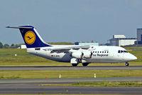 D-AVRK @ EKCH - BAe 146-RJ85 [E2278] (Lufthansa Regional) Copenhagen-Kastrup~OY 10/06/2008